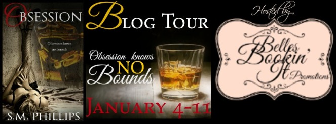 OBSESSION BLOG TOUR