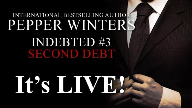 second debt it's live